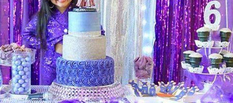 Fiesta de cumpleaños inspirada en Selena