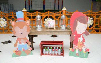 Ideas para decorar una fiesta de Caperucita Roja