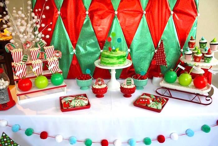 Ideas para organizar un cumplea os en poca navide a - Organizar cumpleanos ninos ...
