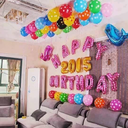 Sorpresas de cumpleanos originales para tu pareja 12 - Ideas para decorar una habitacion de cumpleanos ...