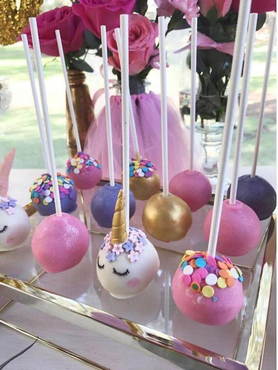 bocadilllos y galletas para mesa de postres fiesta unicornio (2)