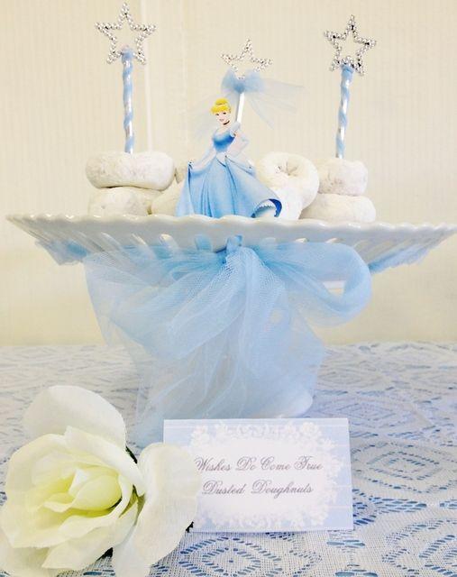 bocadillos y postres para la mesa de dulces tema cenicienta (6)