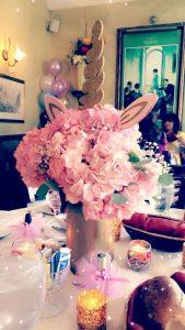 centros de mesa economicos para fiesta unicornio (8)