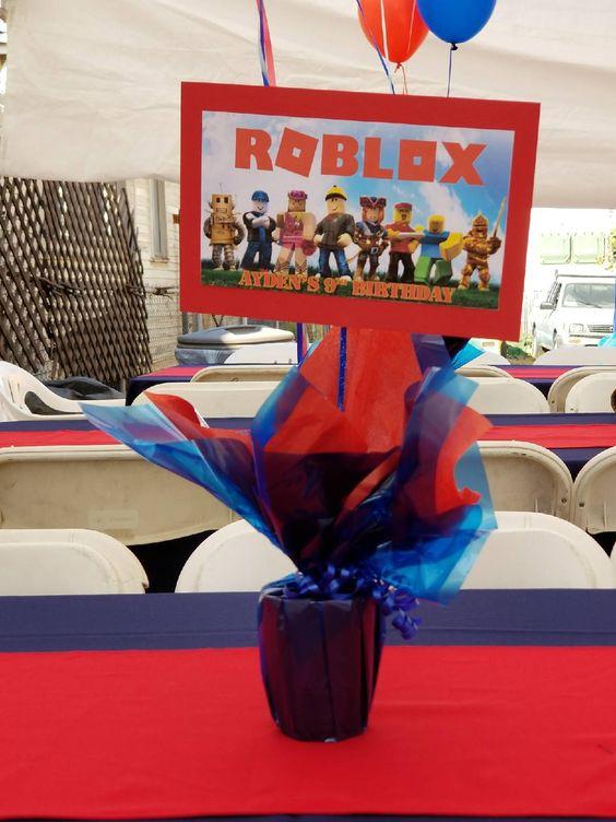Fiesta de roblox