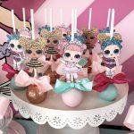 como decorar una fiesta de cumpleanos para nina munecas lol (2)
