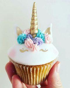 cup cake de unicornio (5)