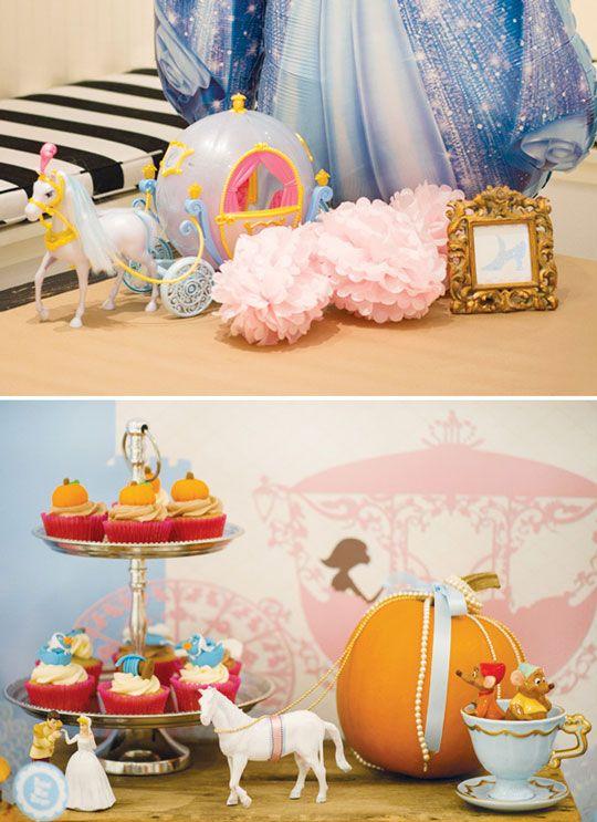 cup cake o bollos de cenicienta (4)
