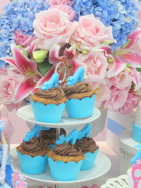 cup cake o bollos de cenicienta (5)