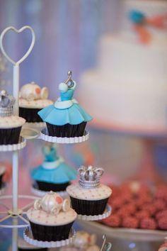 cup cake o bollos de cenicienta (6)