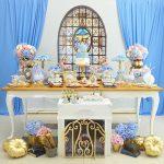 decoracion mesa principal fiesta de cenicienta (5)