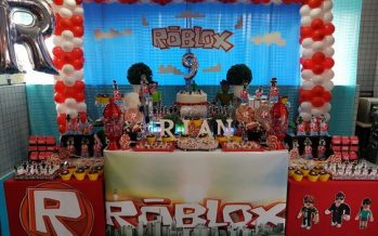 Fiesta de Roblox para niños