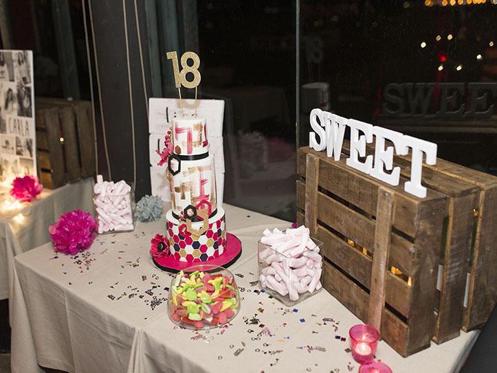 Decoracion vintage para 18 anos decoracion de fiestas for Decoracion de eventos vintage