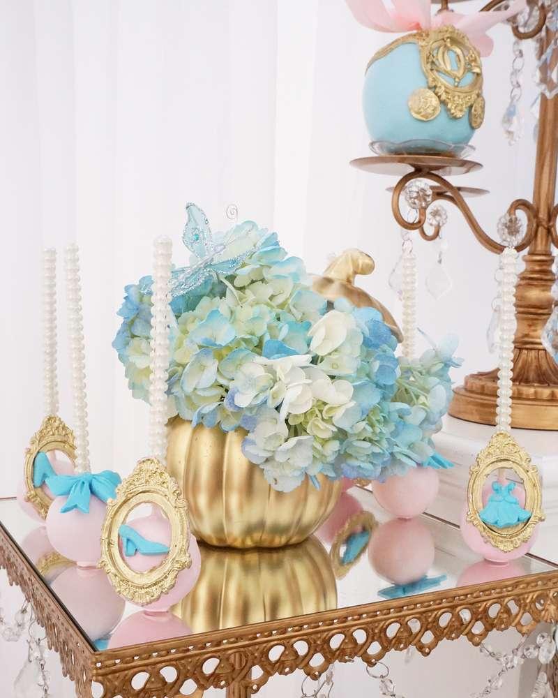 detalles para mesa de dulces tema cenicienta (2)