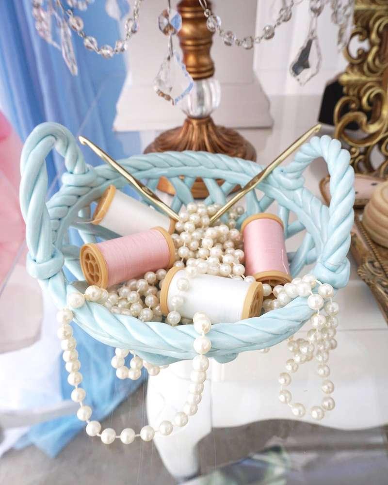 detalles para mesa de dulces tema cenicienta (3)