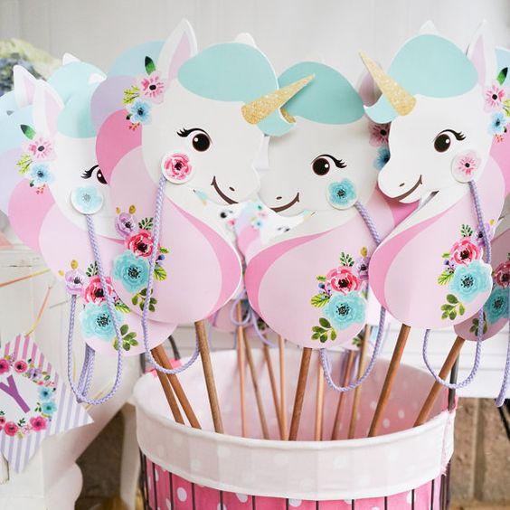 detalles personalizados para fiesta de unicornio (7)