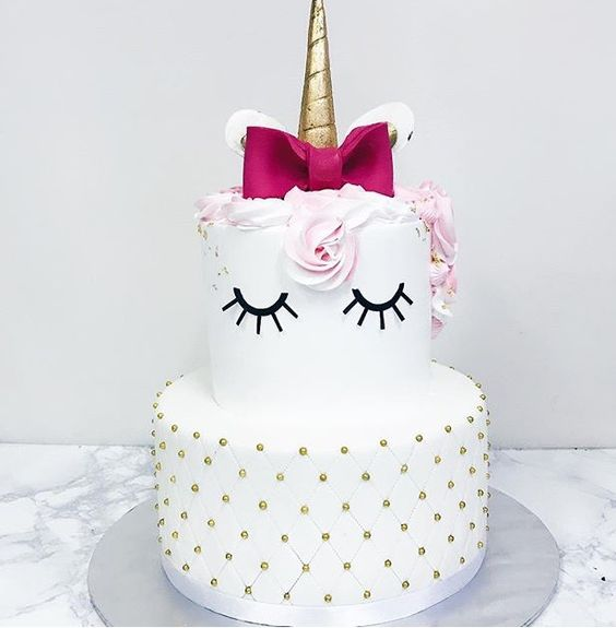 diseno de pasteles de unicornio (2)
