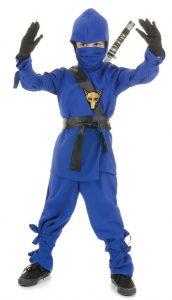 disfraz de ninjago para nino