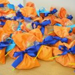 dulceros de goku para fiestas