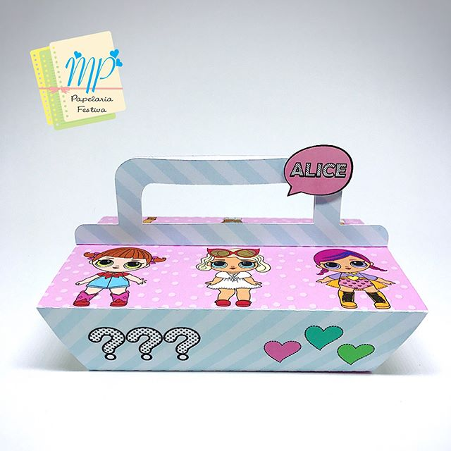 confectioners in cardboard boxes for dolls theme parties nina lol (4)