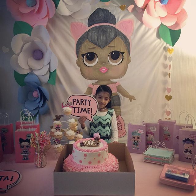 confectioners for nina party with dolls theme lol (3)