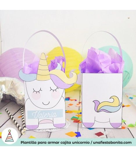 dulceros para fiesta de unicornio (5)