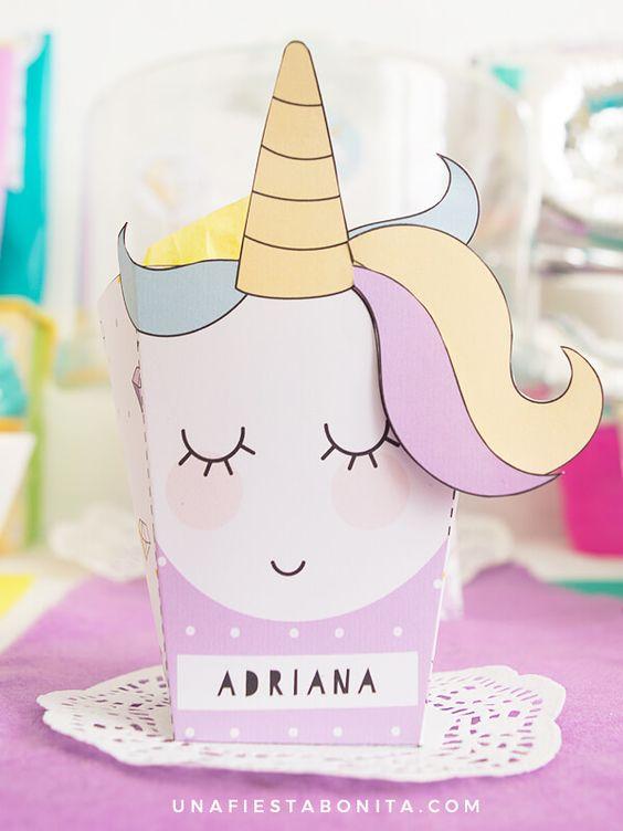 dulceros para fiesta de unicornio (6)