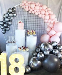 Fiesta de 18 años