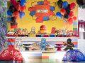 Fiesta infantil de Lego Ninjago