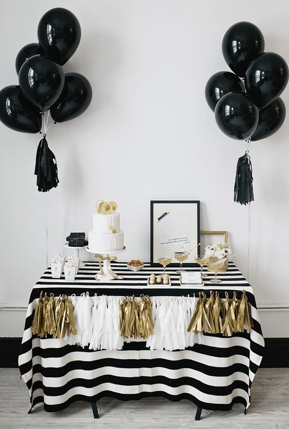 ideas para decorar una fiesta de 18 anos