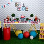 Imágenes de fiesta de roblox para niños
