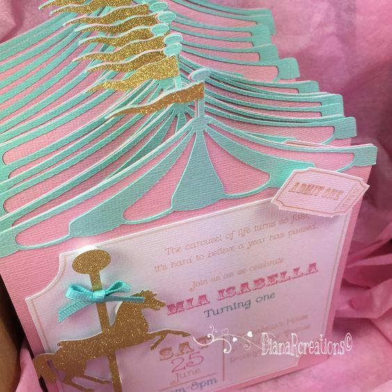 invitaciones bonitas para fiesta de unicornio