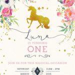 invitaciones sencillas para fiesta de unicornio (3)