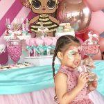 las mejores ideas para fiesta de cumpleanos nina tema munecas lol (11)