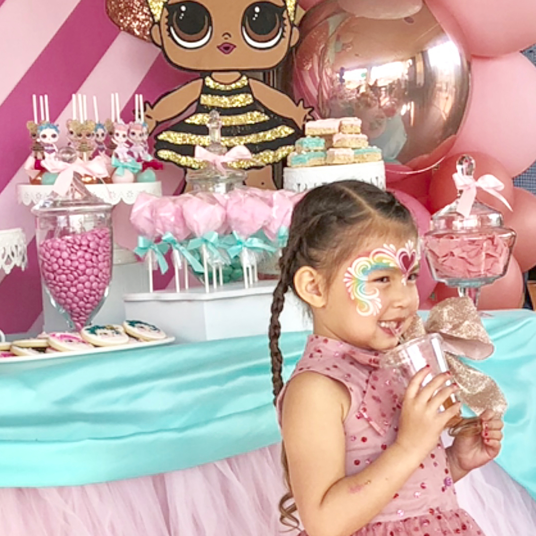 the best ideas for birthday party girl dolls theme lol (11)