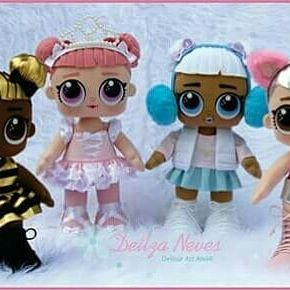 the best ideas for birthday party girl dolls theme lol (23)