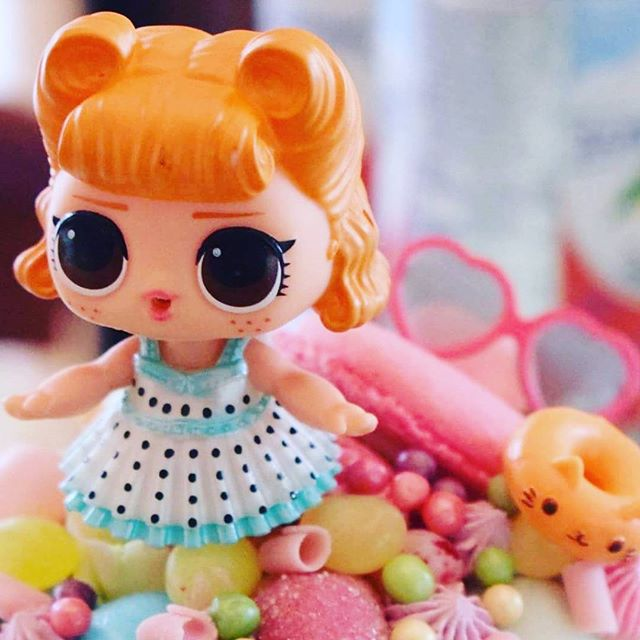 the best ideas for birthday party girl dolls theme lol (3)