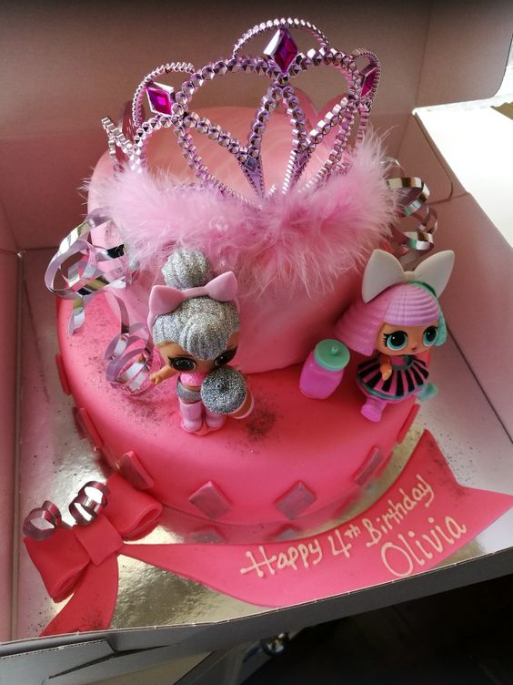 the best ideas for birthday party girl dolls theme lol (32)