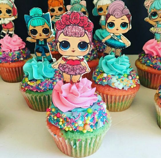 the best ideas for birthday party girl dolls theme lol (33)