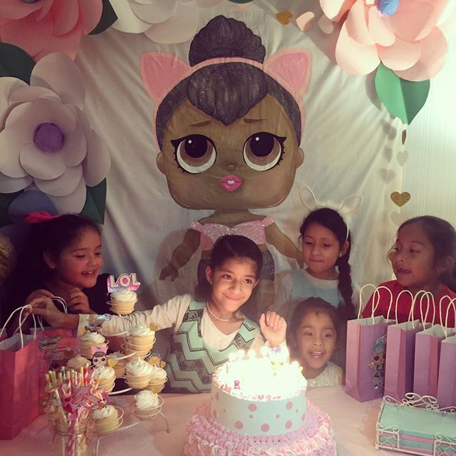 the best ideas for birthday party girl dolls theme lol (6)