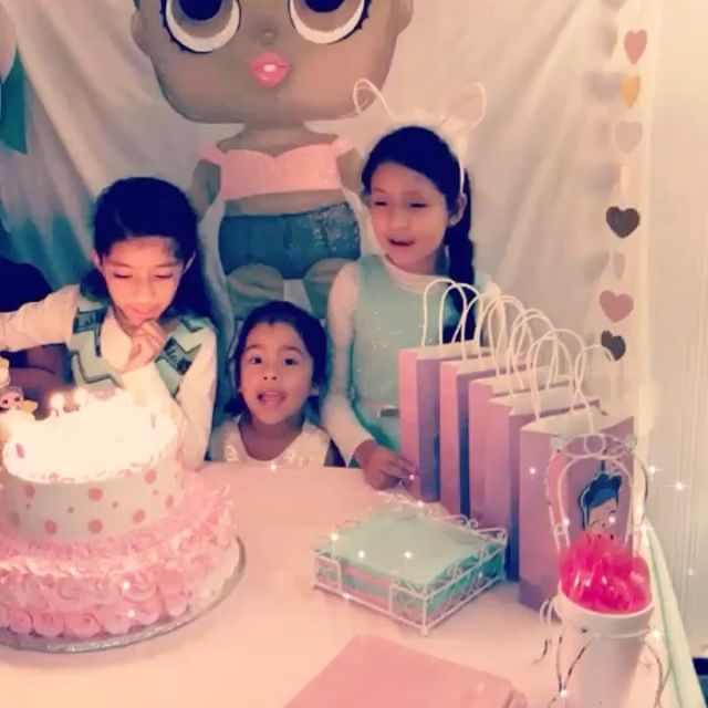 the best ideas for birthday party girl dolls theme lol (7)