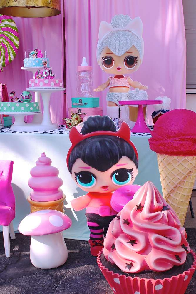 the best ideas for birthday party girl dolls theme lol