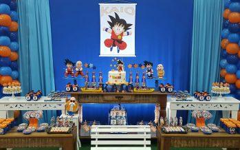 Ideas para una fiesta de Goku