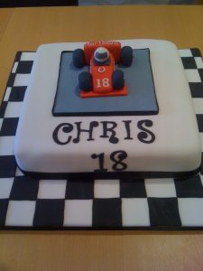 pastel para 18 anos