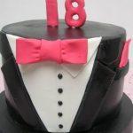 pasteles para 18 anos
