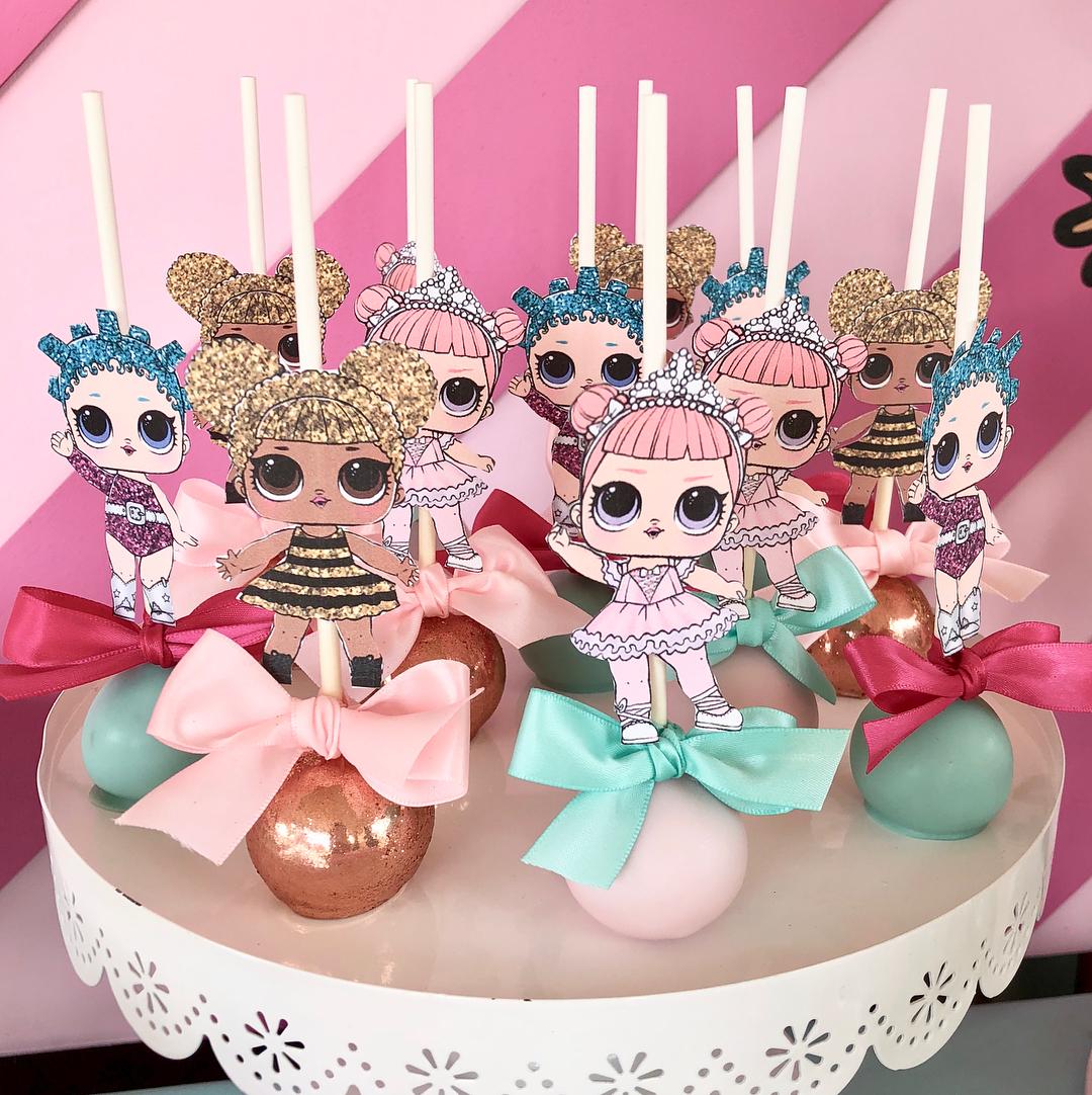 Postres para una mesa de dulces 9 decoracion de - Postres para mesa de dulces ...