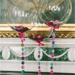 tendencia en globos para fiesta de 18 anos