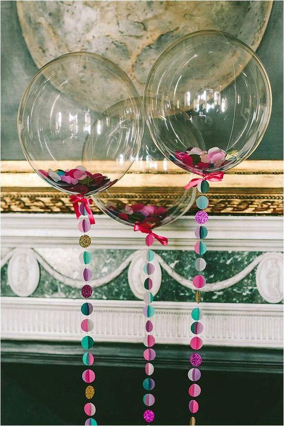 Tendencia en globos para fiesta de 18 anos decoracion de - Decoracion fiesta 18 cumpleanos ...