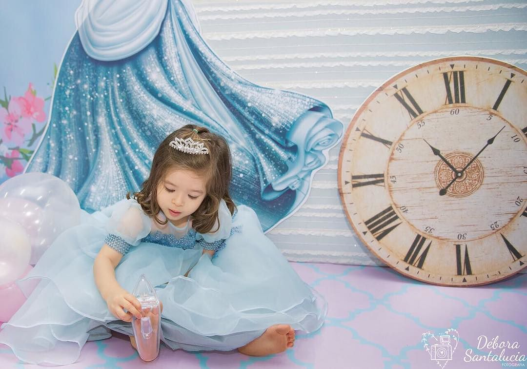 vestido de cenicienta para nina
