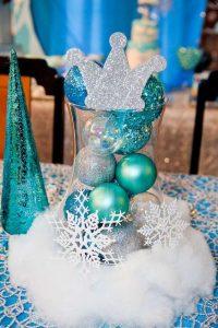 adornos de frozen para fiestas 2