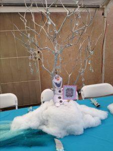 adornos de frozen para fiestas 4